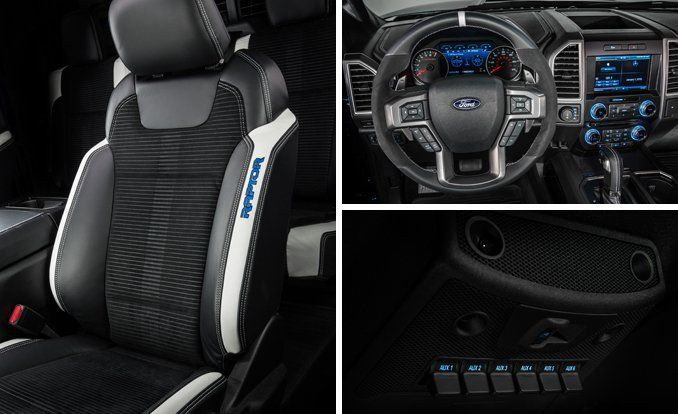2017 Ford Raptor Specs >> 2017 Ford F 150 Raptor In Depth Feature Car And Driver
