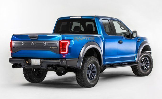 2017 Ford F 150 Raptor In Depth Feature Car And Driver