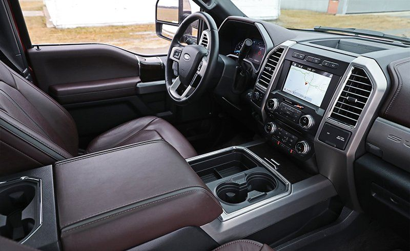 Capital Ford Carson City >> 2017 Ford F250 Lariat Interior | Psoriasisguru.com