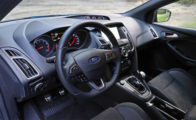 2018 Ford Focus RS | Interior Review | Car and Driver