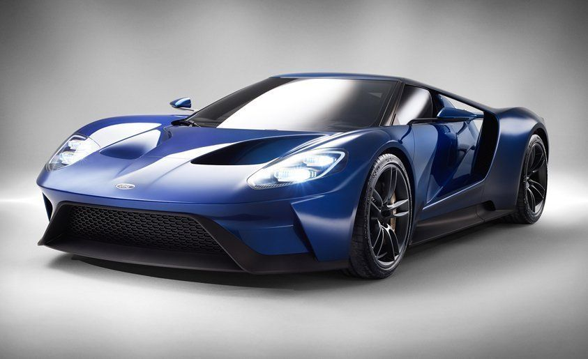 luxury car in ford  2017 Ford GT Supercar: 25 Cars Worth Waiting For   Feature   Car and ...