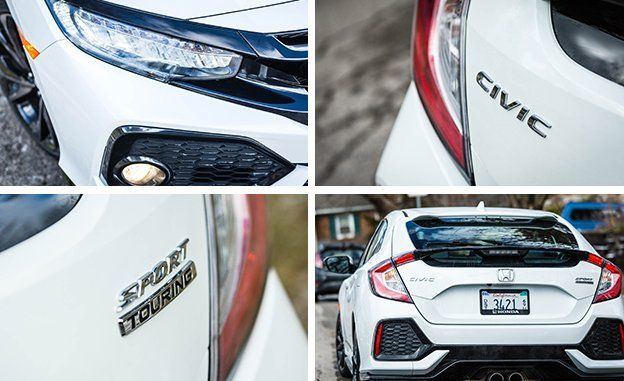 Honda Civic Hatchback CVT Automatic Review Car And Driver - Auto car honda