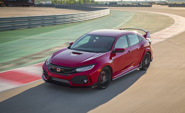 2017 Honda Civic Type R First Drive  Review  Car and Driver