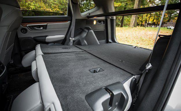2017 Honda Cr V In Depth Model Review Car And Driver