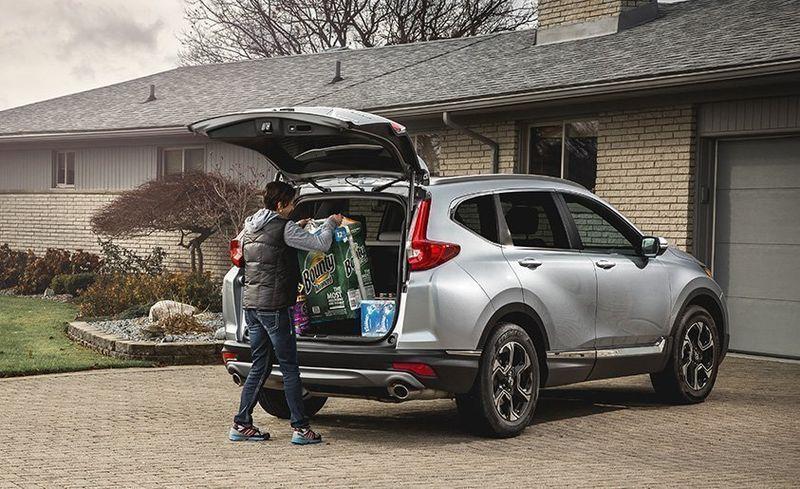 Best Compact SUV Honda CR V