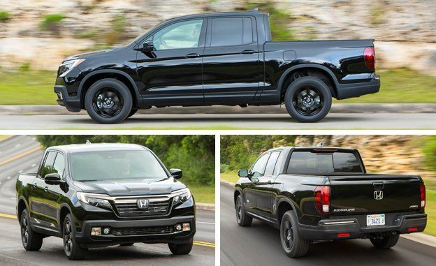 2017 Honda Ridgeline First Drive Review Car And Driver