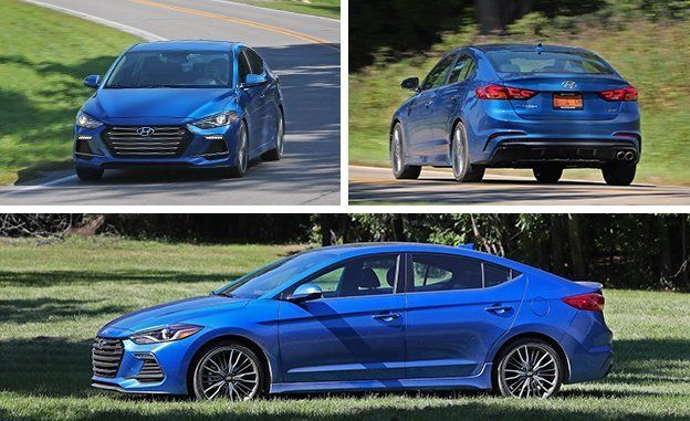 roadshow good the makes elantra pictures a sedan better hyundai sport