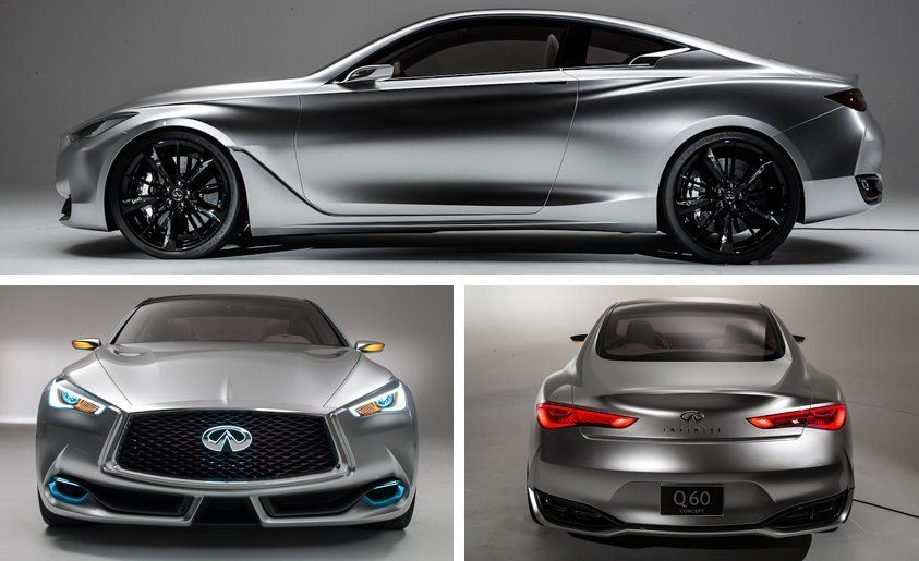 View 33 Photos. Infiniti ...