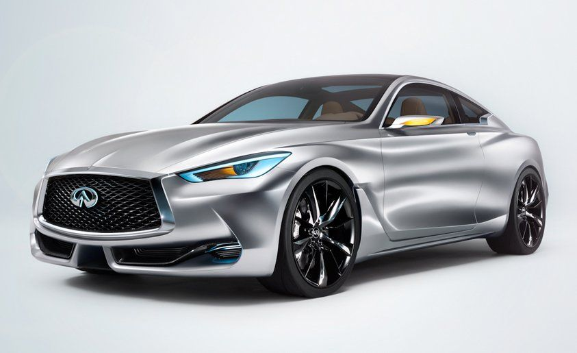 What country are infiniti cars made in