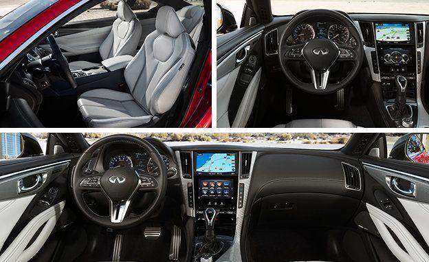 Infiniti Q60 Reviews Price Photos And Specs Car Driver