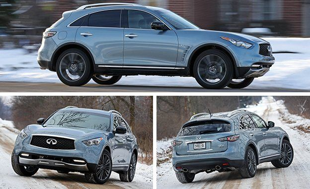 Infiniti Qx70 Reviews Price Photos And Specs Car Driver