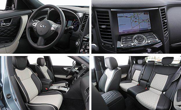 Infiniti Qx70 Reviews Price Photos And Specs Car Driver