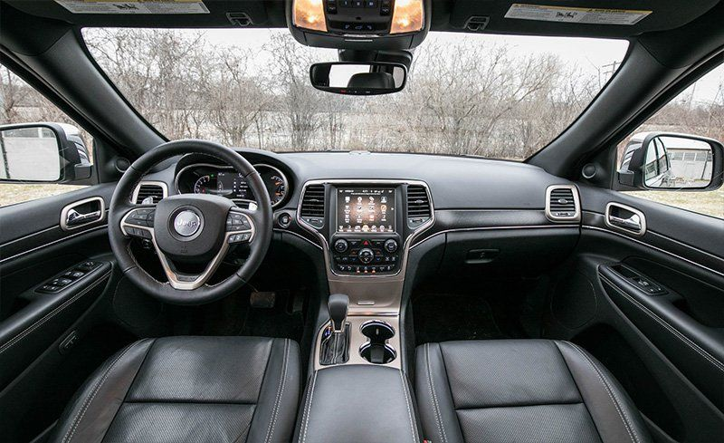 2017 Jeep Grand Cherokee Interior Pictures Www