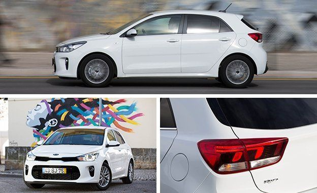 2018 Kia Rio Hatchback First Drive Review Car And Driver