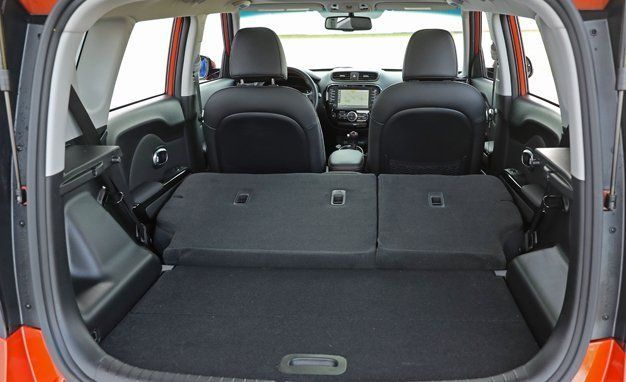 kia soul boot capacity all about kia. Black Bedroom Furniture Sets. Home Design Ideas