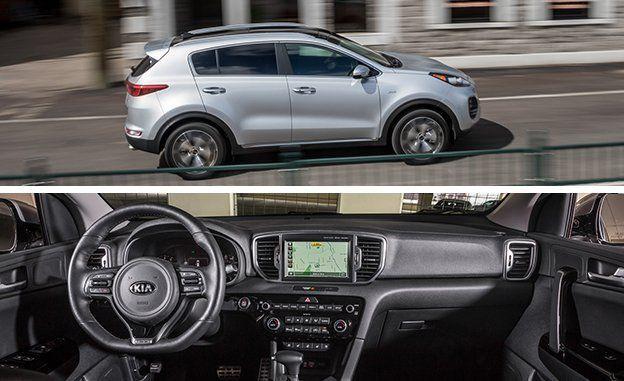 2020 Kia Sportage Reviews Price Photos And Specs Car Driver
