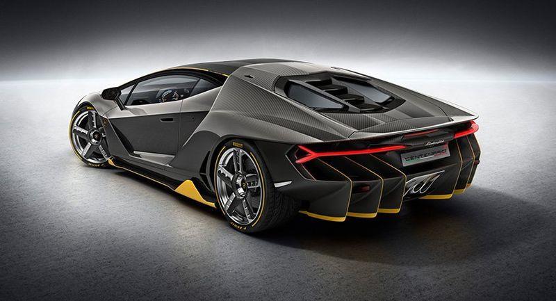 2017 Lamborghini Centenario Dissected Feature Car And Driver