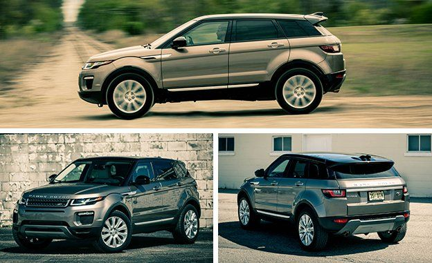 2020 Land Rover Range Rover Evoque Reviews Land Rover Range Rover