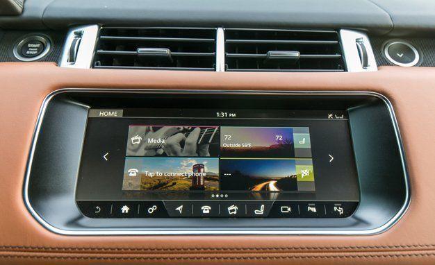 2017 Land Rover Range Sport Autobiography View Photos