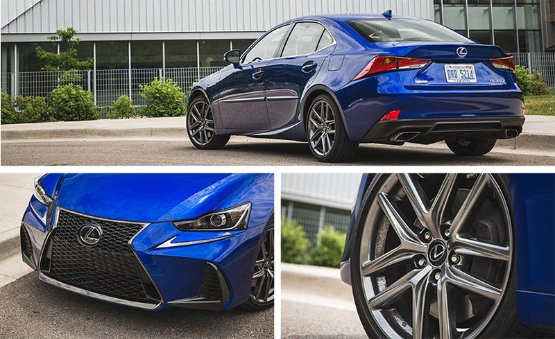 2017 Lexus IS  Review  Car and Driver
