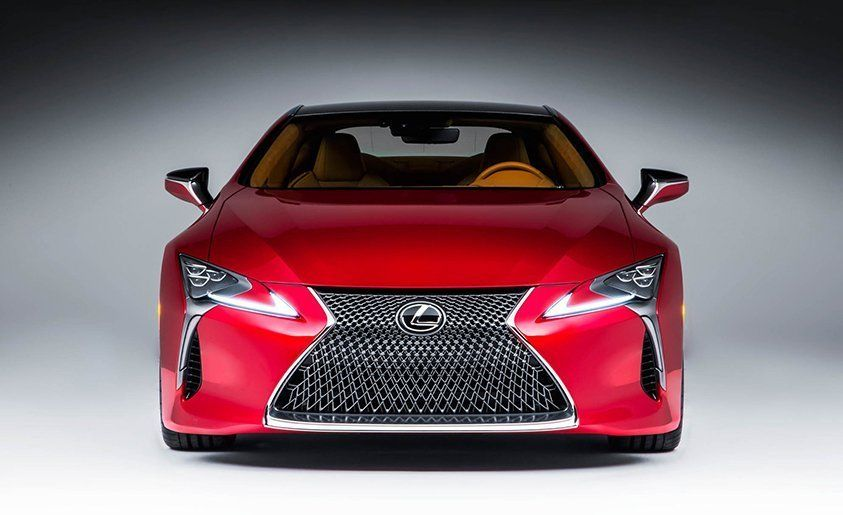 2017 Lexus Lc 500 >> 2017 Lexus Lc500 Coupe Dissected Feature Car And Driver