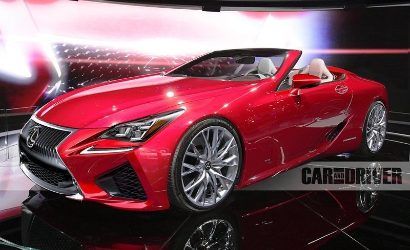 2017 Lexus SC: 25 Cars Worth Waiting For | Feature | Car and Driver