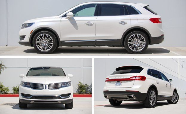 2018 Lincoln Mkx Reviews Price Photos And Specs Car Driver