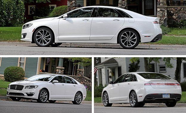 The Redo Is An Improvement But It S First Example Of Yet Another New Lincoln Design Language That Probably Doomed To Be Replaced In Two Years