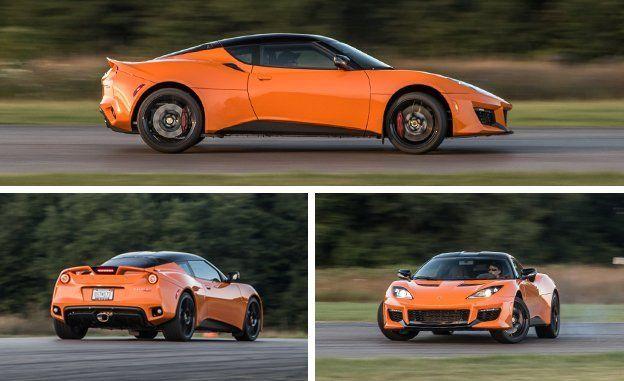 Lotus Evora 400 Reviews Price Photos And Specs Car Driver