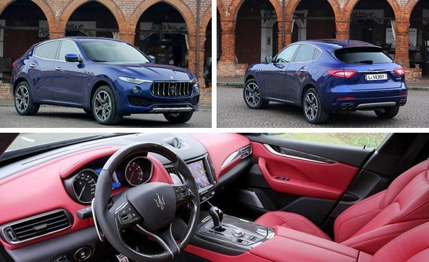 View 54 Photos Maserati
