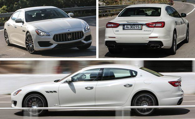 For About 35 000 Less Than The Gts V 6 Quattroporte S Slight Dynamic Tradeoffs Don T Add Up To Much But Then Again Shouldn A Maserati Be All