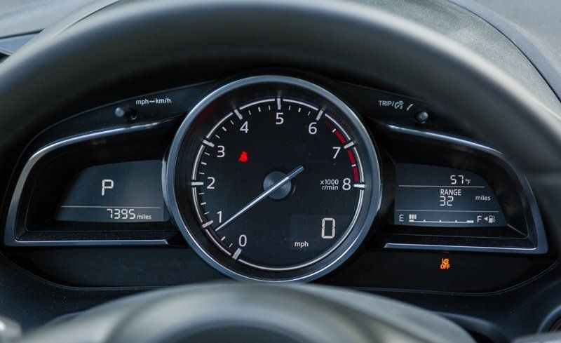 View Photos. The Mazda 3u0027s 13.2 Gallon Fuel ...
