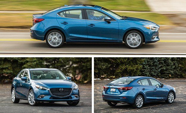2017 Mazda 3 25L Automatic Sedan Tested  Review  Car and Driver