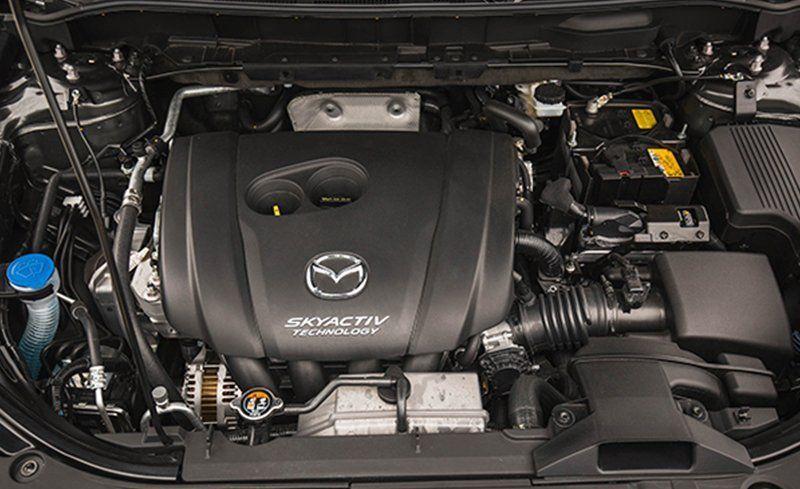 Mazda cx 5 curb weight