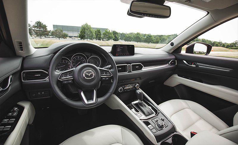 2018 mazda cx 5 interior review car and driver