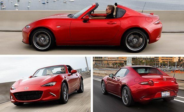 2017 mazda mx-5 miata rf first drive | review | car and driver