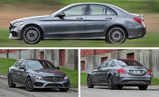 2017 Mercedes-AMG C43 Sedan Test | Review | Car and Driver