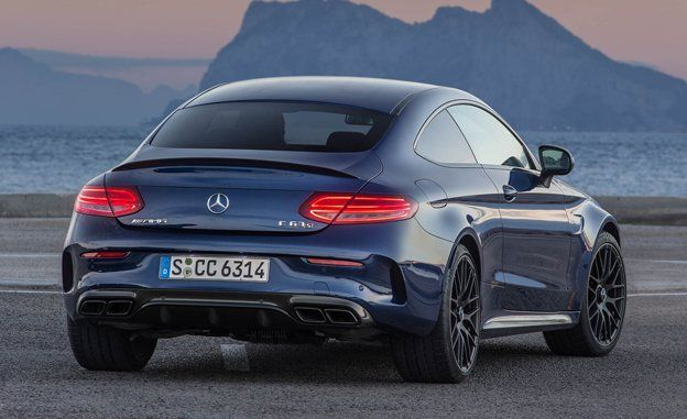 Mercedes Amg Coupe 2017 >> 2017 Mercedes Amg C63 Coupe First Drive Review Car And Driver