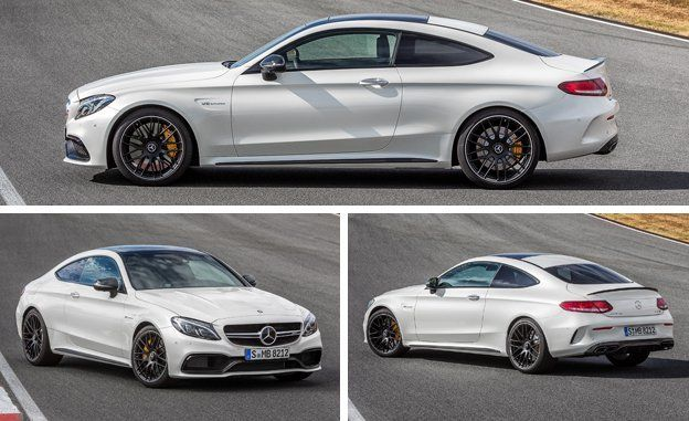 Mercedes Amg Coupe 2017 >> 2017 Mercedes Amg C63 Coupe Photos And Info News Car And Driver