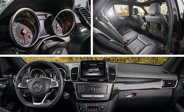 2017 Mercedes Amg Gle43 4matic Photos And Info 194 160 News Car Driver