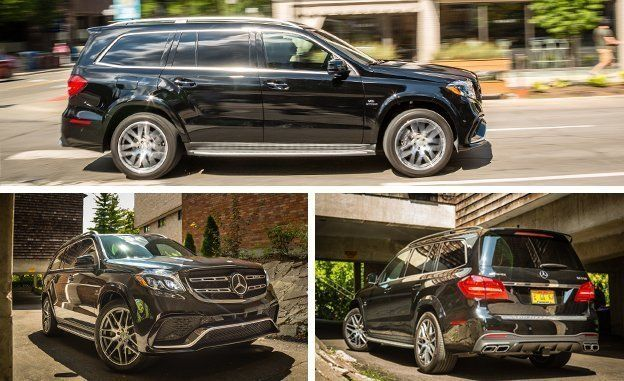2019 Mercedes Amg Gls63 4matic Reviews Mercedes Amg Gls63 4matic