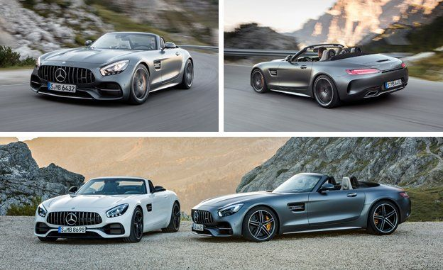 2018 Mercedes Amg Gt C Roadster Official Photos And Info News Car Driver