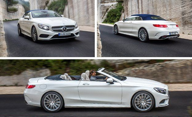 2017 Mercedes-Benz S-class Cabriolet Drive | Review | Car and Driver