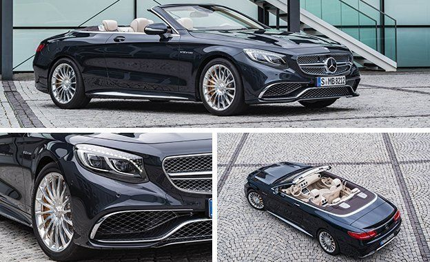 2017 Mercedes Amg S65 Cabriolet Test Review Car And Driver