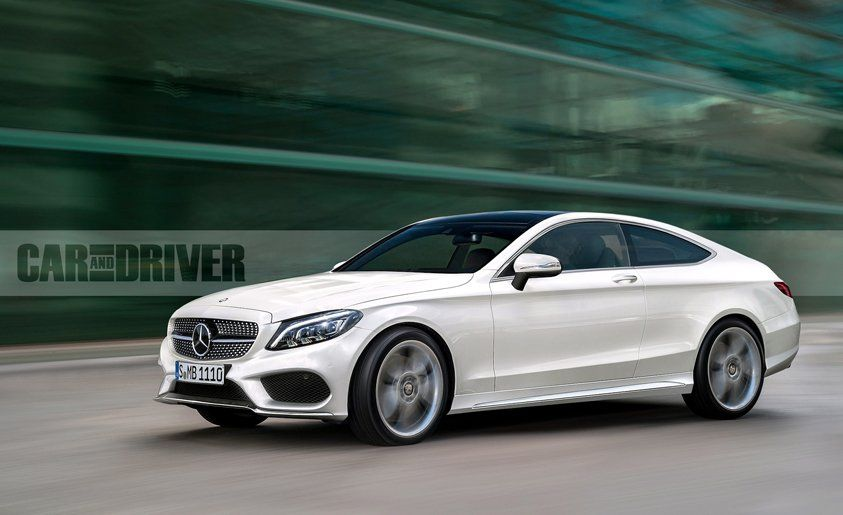 2017 Mercedes Benz C class Coupe 25 Cars Worth Waiting For