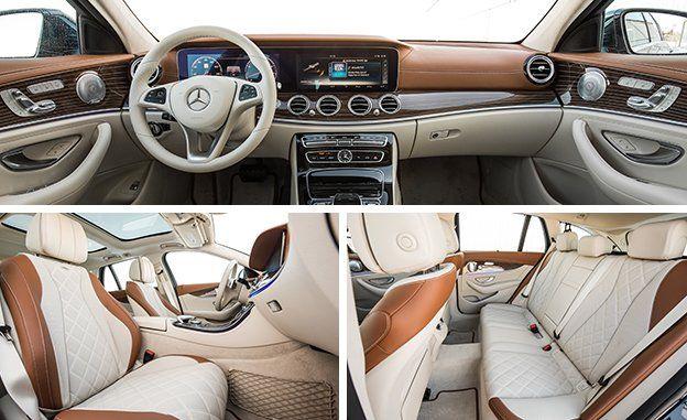 2019 Mercedes Benz E Class Wagon Reviews Mercedes Benz E Class