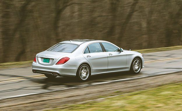 2017 Mercedes Benz S550 4matic Test Review Car And Driver