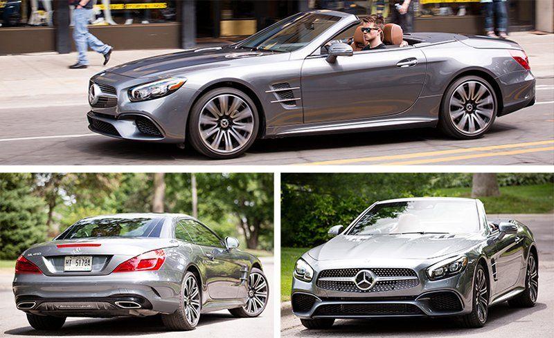2019 Mercedes Benz Sl Cl Reviews Price Photos And Specs Car Driver