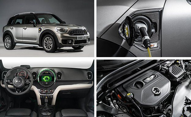 Rear Parking Sensors Rain Sensing Wipers Automatic Headlights Sensatec Synthetic Leather Upholstery And 17 Inch Wheels Cooper S Models Get