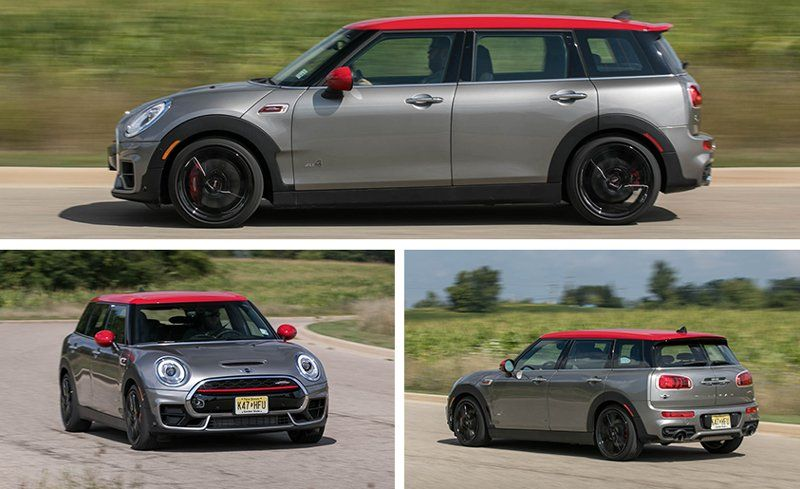 300 Potential Horsepower In 2020 JCW Clubman & Countryman